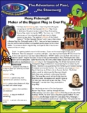 Multiple Intelligences: Mary Pickersgill:  Maker of the Biggest Flag to Ever Fly