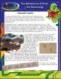 Multiple Intelligences: Pixel Adventure #6 - Sidewalk Fossils