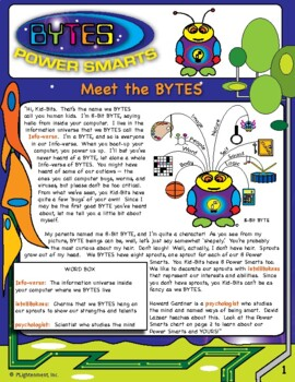 Multiple Intelligences: Story #1 - Meet the BYTES