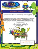 Multiple Intelligences:  Story #11 - Mind Your Manners!