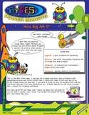 BYTES Power Smarts: Story #4 - How Big Am I?