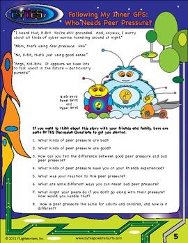 Multiple Intelligences: Story #7-Following My Inner GPS-Who Needs Peer Pressure?