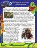 Multiple Intelligences:  Pixel Adventure #8 - Monarchs