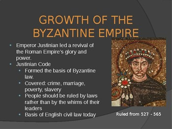 BYZANTINES & RUSSIA