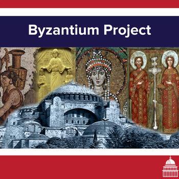 BYZANTIUM CHILDREN'S BOOK