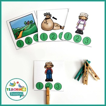 Nursery Rhyme Activities for Baa Baa Black Sheep