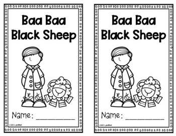 Mother Goose Rhymes: Baa Baa Black Sheep