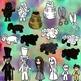 Baa, Baa, Black Sheep Clip Art
