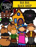 Baa Baa Black Sheep {Creative Clips Digital Clipart}