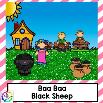 Baa Baa Black Sheep Interactive Book
