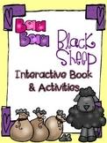 Baa Baa Black Sheep Interactive Book and Activities