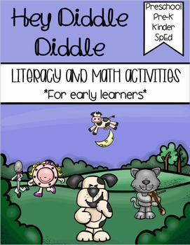 Hey Diddle Diddle - Literacy & Math for Early Learners