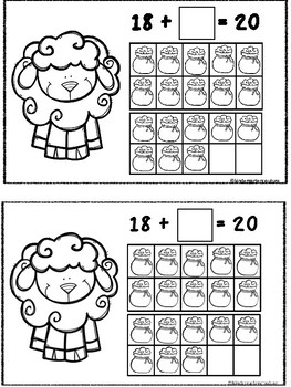 Baa Baa Black Sheep Make 20