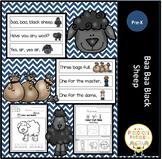 Baa, Baa, Black Sheep Nursery Rhyme
