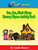 Baa, Baa, Black Sheep Nursery Rhyme Activity Book
