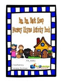 Baa, Baa, Black Sheep Nursery Rhyme Activity Book Freebie