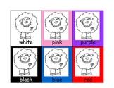 Baa Baa Black Sheep Pocket Chart Fun