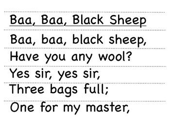 Baa, Baa, Black Sheep Unit
