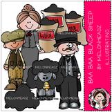 Baa Baa Black Sheep clip art - COMBO PACK- by Melonheadz