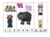 Baa Baa Black Sheep themed Number Sequence Puzzle 1-10 preschool educational gam