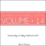 Babbling Abby Fonts Volume Fourteen