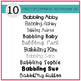 Babbling Abby Fonts Volume One