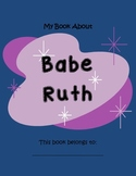 Babe Ruth- 19 PAGES of Fun Activities