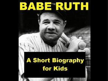 Babe Ruth PowerPoint