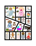 Babies Following Directions Emergent Reader Critical Thinking Puzzle Literacy