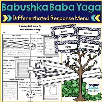 Babushka Baba Yaga by Patricia Polacco - Reader's Response