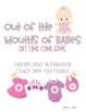 Baby Advice Book - Baby Girl