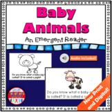 Baby Animals Emergent Reader
