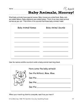 Baby Animals, Hooray!