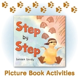 Animal Tracks Book Activity
