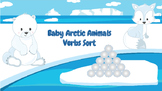 Baby Arctic Animals Irregular Verbs