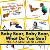 Distance Learning: Baby Bear, Baby Bear, What Do You See?