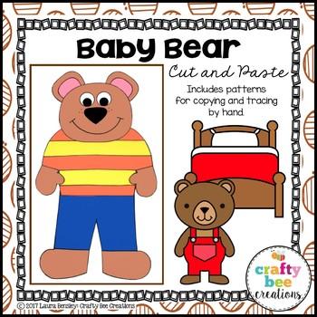 Baby Bear Craft