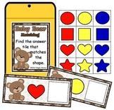 Baby Bear Matching Envelope Center