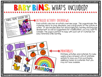 Baby Bins: Colors {Plans and Printables}