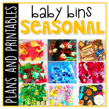 Baby Bins: Seasonal {Plans and Printables}