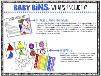 Baby Bins: Shapes {Plans and Printables}