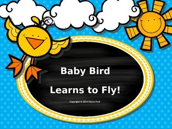 Baby Bird Learns to Fly: A Vocal Exploration Activity