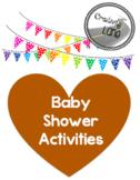 Baby Shower- Bear Theme Shower Editable