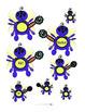 Baby Bugs Clip Art