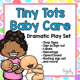 Baby Care Dramatic Play
