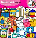Baby Care clip art