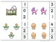 Baby Count & Clip Numbers 1- 30 Task Cards