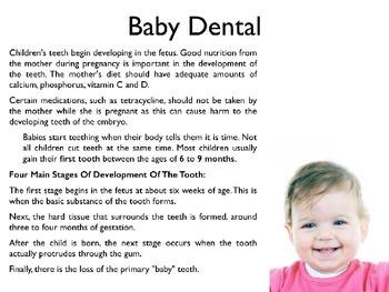 Baby Dental PowerPoint