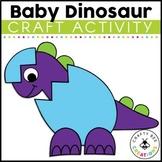 Baby Dinosaur Craft