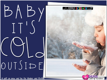 Baby It's Cold Outside {A Unit on Snow and Ice}